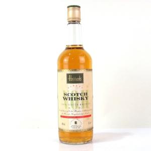 Harrods VOH Scotch Whisky 1980s