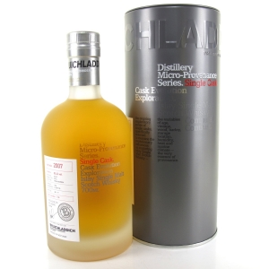 Bruichladdich 2007 Micro Provenance Single Cask 10 Year Old #1254 / UK Laddie Crew Exclusive