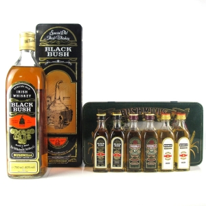 Bushmills Selection 75cl and 6 x 5cl