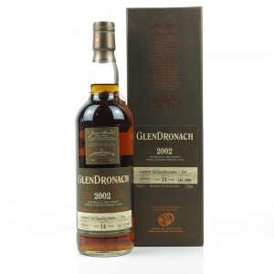 Glendronach 2002 Single Cask 14 Year Old #1504