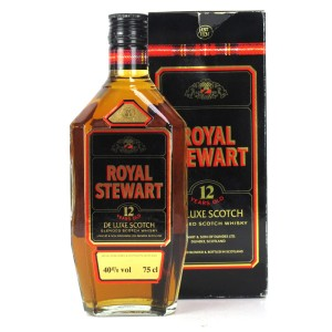 Royal Stewart 12 Year Old 1980s