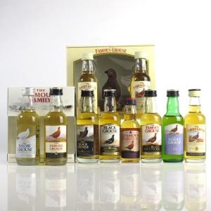 Famous Grouse Miniature Selection 10 x 5cl
