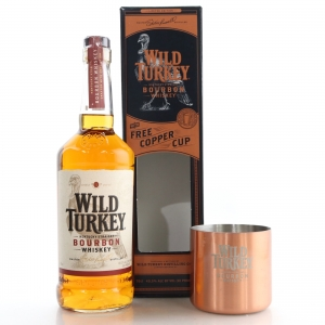 Wild Turkey 81 Proof / With Copper Cup