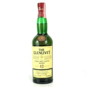 Glenlivet 12 Year Old / Ramazzotti Import