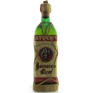 Stock's Jamaica Rum circa 1960s