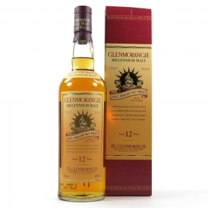 Glenmorangie Millennium Malt Limited Edition 12 Year Old
