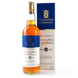 Scottish Parliament 15 Year Old The Member's Blend
