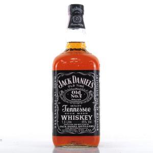 Jack Daniel's 1980s 1 Litre