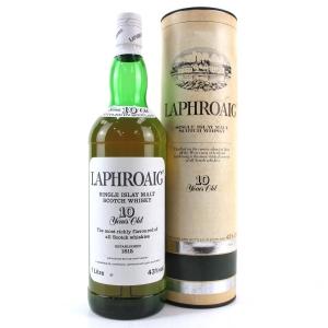 Laphroaig 10 Year Old 1 Litre