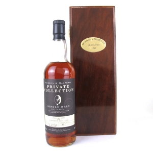 Glenlivet 1943 Gordon and MacPhail Private Collection 55 Year Old