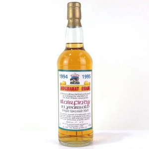 Blairfindy/Glenfarclas Master of Malt 21 Year Old / Hogmanay Dram