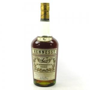 Hennessy Cognac Circa 1970s