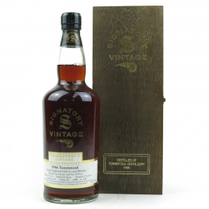 Tomintoul 1966 Signatory Vintage 35 Year Old
