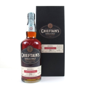 Brora 1981 Chieftain's 26 Year Old