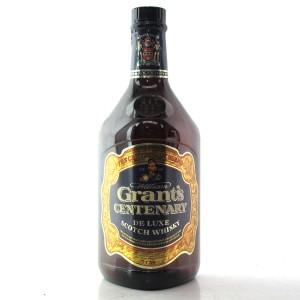 Grant's Centenary De Luxe / Japanese Import