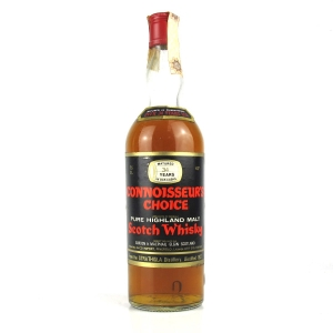 Strathisla 1937 Gordon and MacPhail 34 Year Old