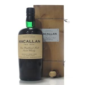 Macallan 1874 Replica 75cl / US Import