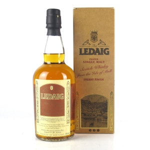 Ledaig Peated Single Malt / Sherry Finish