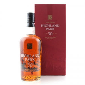 Highland Park 30 Year Old Screen Print 1990s