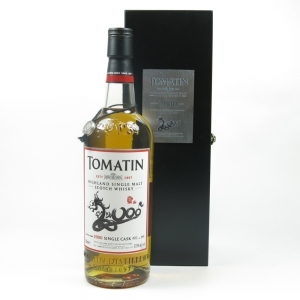 Tomatin 2000 Single Cask #33389 /Taiwan Exclusive