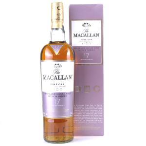 Macallan 17 Year Old Fine Oak 75cl / US Import