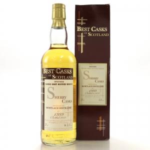 Mortlanch 1999 Best Casks of Scotland