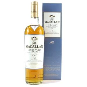 Macallan 12 Year Old Fine Oak