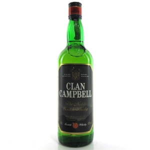 Clan Campbell Scotch Whisky