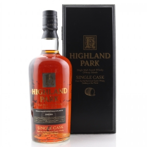Highland Park 1990 Single Cask 15 Year Old #6537 / Swedish Exclusive