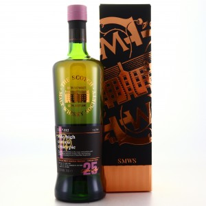 Longmorn 1993 SMWS 25 Year Old 7.212 / Signed by Pip Hills
