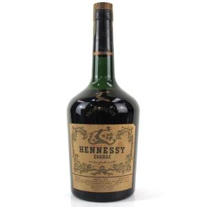 Hennessy VSOP Cognac 1.5 Litre 1960s