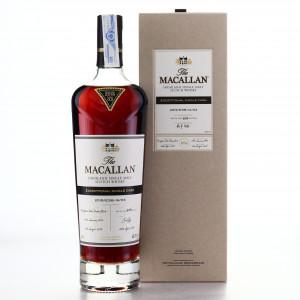 Macallan 1997 Exceptional Cask #14/03/ 2019 Release