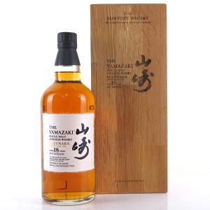 Yamazaki 18 Year Old Mizunara Oak 75cl / US Import