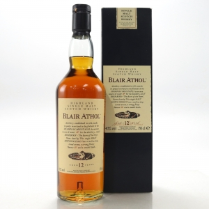 Blair Athol 12 Year Old Flora and Fauna