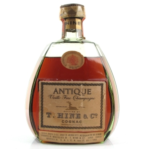 Hine Antique Champagne Cognac 1960s