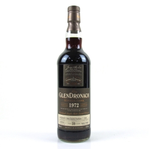 Glendronach 1972 Single Cask 39 Year Old #2033