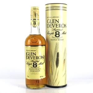 Glen Deveron 8 Year Old 1980s