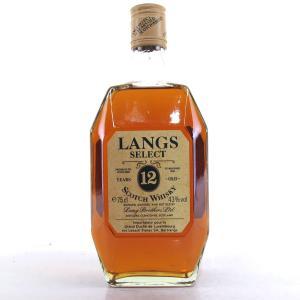 Langs 12 Year Old Select