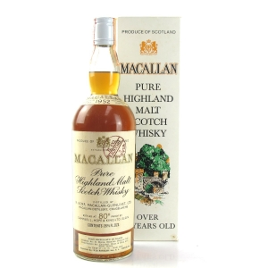 Macallan 1952 / Campbell Hope and King