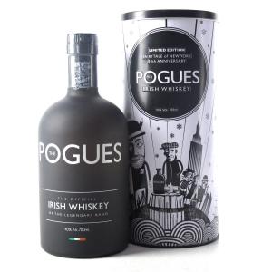 Pogues Irish Whiskey / Fairytail of New York