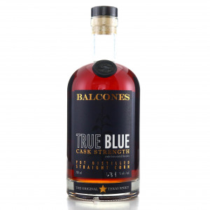 *FEB 2021 Balcones True Blue Cask Strength