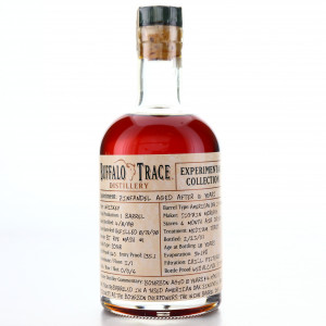 Buffalo Trace 1988 Experimental Collection 18 Year Old 37.5cl / Zinfandel Aged After 10 Years