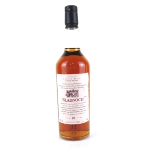 Bladnoch 10 Year Old Flora and Fauna