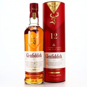 Glenfiddich 12 Year Old Amontillado Cask Finish