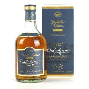 Dalwhinnie 1990 Distillers Edition 2007