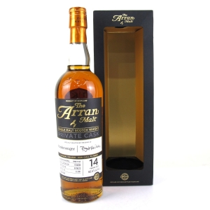 Arran 1998 Private Cask 14 Year Old / Royal Mile Whiskies