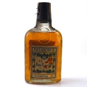 Delaforce Brandy Quarter Bottle