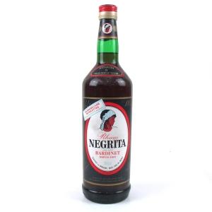 Negrita Bardinet Original Caribbean Rum 1960/70s
