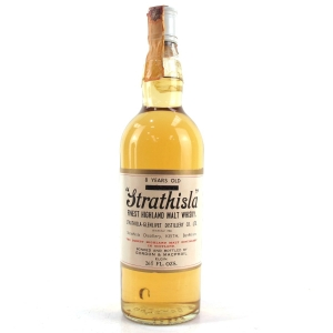 Strathisla 8 Year Old Gordon and MacPhail 1970s / Pinerolo Import