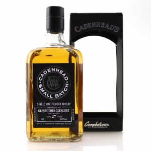 Glenrothes 1989 Cadenhead's 27 Year Old